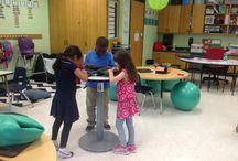 Innovative Classroom Spaces / Innovative classroom design