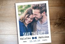 A Wedding Save the date