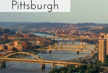 Pittsburgh Fun / What is there to do in Pittsburgh? Check out Bealstone Inc's Pinterest board dedicated to all things around the burgh!