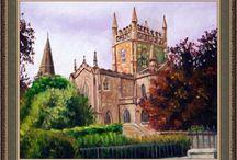 Castles I want to visit / by Chris Liubicich