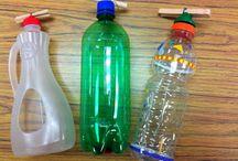 instruments de musique recyclés