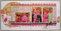 Scrapbooking---2 page layouts / by Peggy Crump