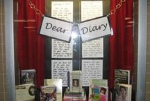 Library Displays / by Audrey Ashley