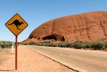 Ausztrália és Óceánia / Az ausztráliai és óceániai régió képei.