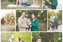 Christmas photo ideas / by Sherry Bunch