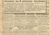 History of LGBT in Poland till 1948 / LGBT related documents, news and other artifacts till 1948