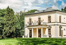 Rozalin - Pałac