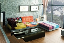 Living areas / by buildcomau