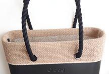 O Bag / De O Bag een leuke veelzijdige tas helemaal aan te passen aan je eigen wensen! Hier staan ee aantal voorbeelden