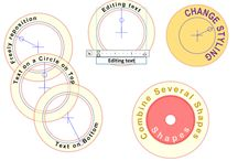 Circle charting