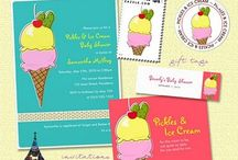 Baby Shower Invitations / Cute Baby Shower Invitations