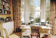 Author's Rooms/Desks / by Lisa Guidarini