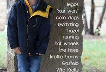 kids / by Jenna Forman