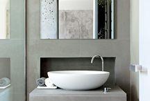 Ideas para el cuarto de baño.