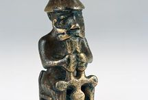 Images of Norse Gods / There are a lot of them.