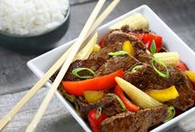 Mao At Home on Just Eat - Thai Beef Stir Fry