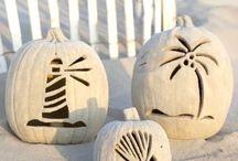 Beachy Halloween / by Gwen Cummings