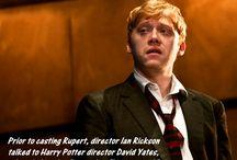 Rupert Grint Facts / All information on Rupert