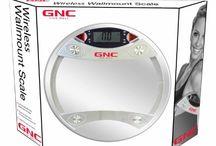 GNC GS-7006 AMX Digital Glass Wireless Display Scale