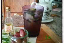 L'Apéro / A boire et à manger