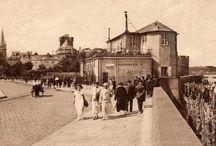 Histoire et Patrimoine architectural du Sillon. / Patrimoine, villas, hôtels particuliers du Sillon.
