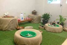 Childcare rooms