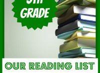 5th grade books / by Danielle Bolme