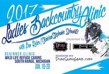 ❄ Backcountry Riding Clinics-Ladies only! ❄