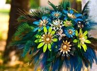 bridal bouquet of brooches свадебный букет из брошек