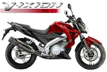 Yamaha V-Ixion 2.0 Bike
