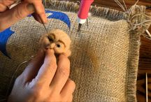 needle felting video