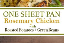 Recipes - Sheet Pan