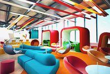 New Office Design IDEAS / Idea を集まりましょう!