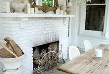 Dining room ideas / by Amy Johnson