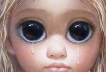 Big eyes........The Keane's#they do tell a story