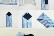 Ties recycled