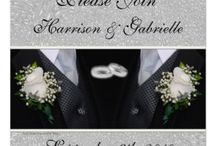 gay wedding invitations online / gay wedding invitations online