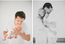 What to Wear: Newborn Family Photos