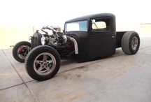 32 or 53 both would be a dream come true / Roadsters & trucks  / by Adam Butler