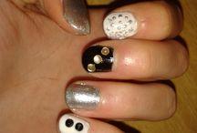 My Nail Art / My own nail art! I love making nails by myself.