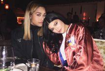 Kylie and jordyn