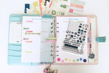 Planner Inspiration / Great planner inspiration, ideas, tips and eye candy