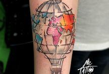 Tatuaggi Alin