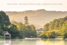 Gay Weddings / Cote How is a fully exclusive romantic Wedding Venue, naturally secluded by river, fell and lake. Enjoy a bespoke intimate celebration at one of the premier destinations for gay weddings in the Lake District. We offer same sex couples either marriage or a civil partnership.
