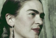 Frida Kahlo / about Frida and everything inspirational