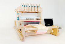 Weaving by Pixtil Studio