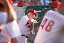 """""""I see great things in baseball. It's our game - the American game."""" / Phillies / by Katelyn McCauley"""