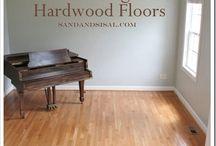 Stair flooring