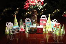 DIY - Adventskalender / Adventskalender basteln und Selbermachen