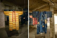 "EXHIBITION at MUDE MUSEUM / Exhibitions with ""Boro-Um Tecito de Vida"" and ""Puras Formas"" at MUDE, Museu do Design e da Moda, Coleçao Francisco Capelo, Lisbon.   Curators:Ayako Kamozawa, Mathias Schwartz-Clauss, Stephen Szczepanek. www.diditextiles.com"